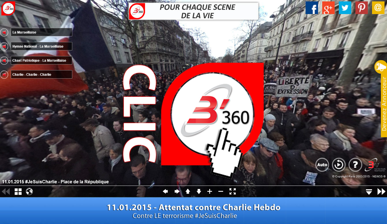visite-virtuelle-photo-panoramique-360-jesuischarlie-je-suis-charlie-hebdo-attentat-paris-11janvier2015-11-janvier-2015